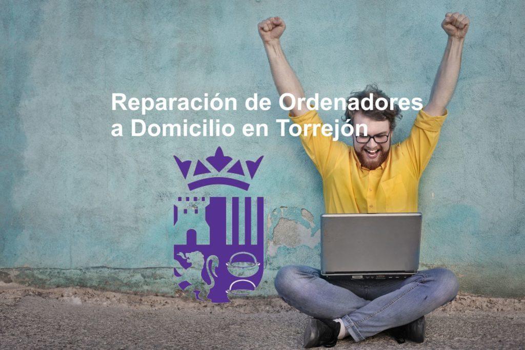 Reparación de Ordenadores a Domicilio en Torrejon