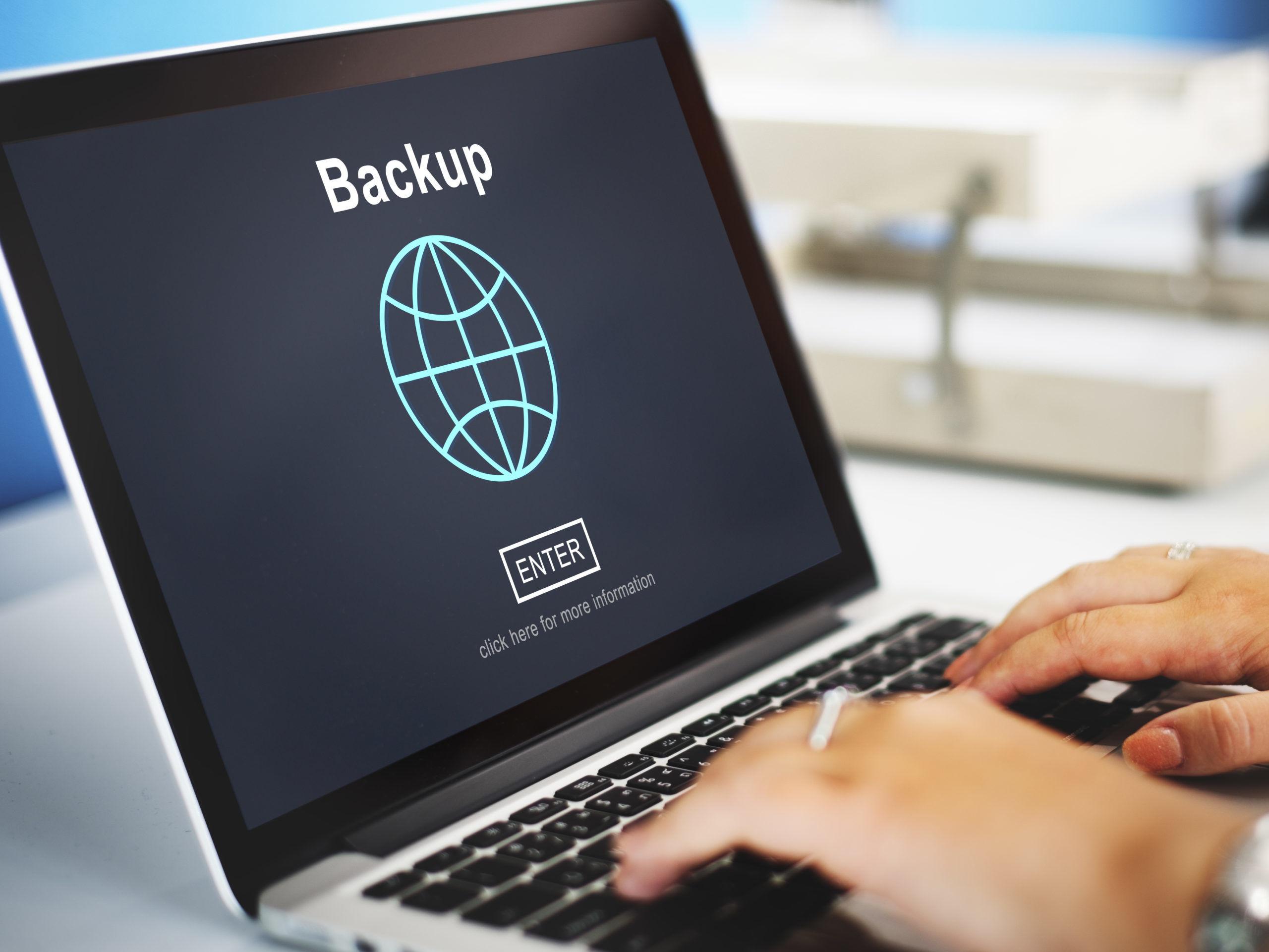 Programa de copia de seguridad segundo a segundo para Windows